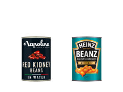 Kidney Beans and Baked Beans