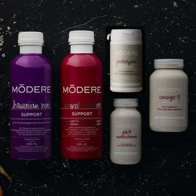 Modere Basic Nutrition Solutions Selection | It's Your Life