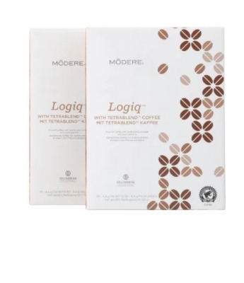 Logiq With Tetrablend Coffee Twinpack